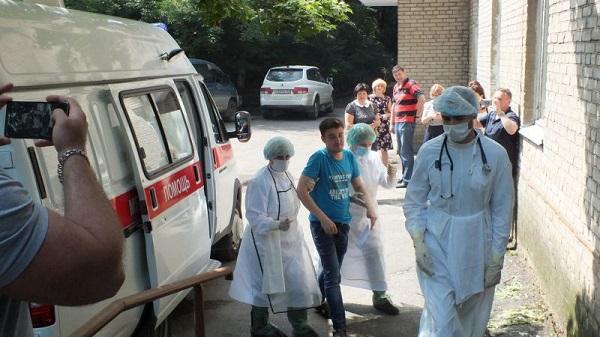 СМИ о Нас! Во Владивостоке готовы к появлению холеры на ВЭФ