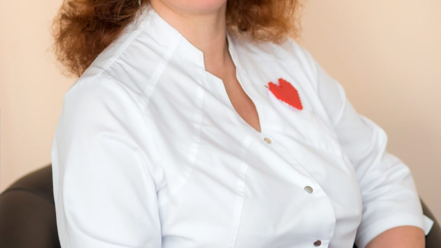 Терещенко Елена Анатольевна