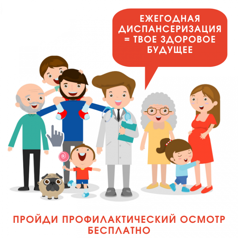 Возобновилось проведение диспансеризации и профилактических медицинских осмотров определенных групп взрослого населения.