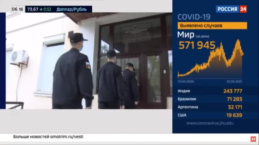 Более 100 тысяч жителей Приморья получили прививки от коронавируса — Россия 24