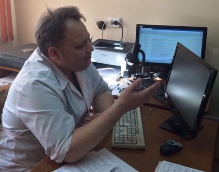 СМИ о Нас! Владимир Климов: Доктор может мало сказать, но много сделать для пациента