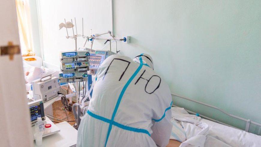 Глазами медперсонала: как приморские специалисты работают в «красной зоне»